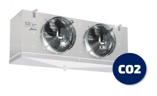 CGC CO2 8mm frys m/el.avtining, 80bar