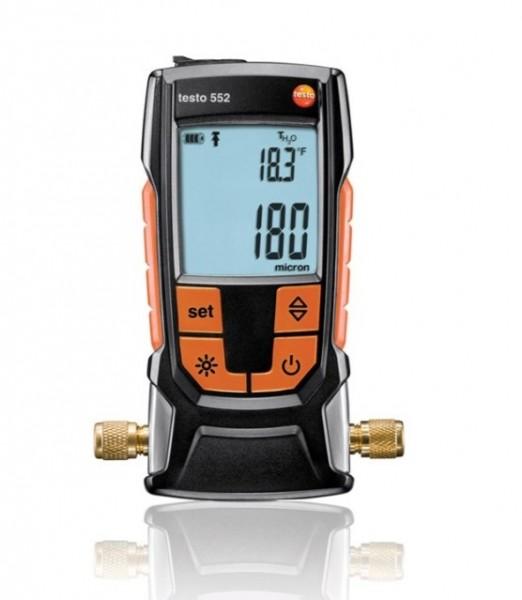 Vakuumeter digitalt, Testo 552