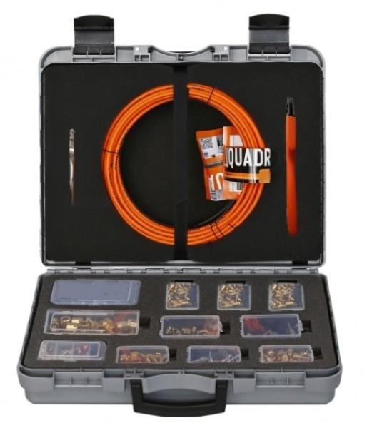 Komplett GOMAX koffert med DN2 fittings