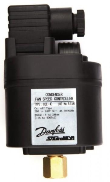Danfoss XGE kondensator vifteregulator