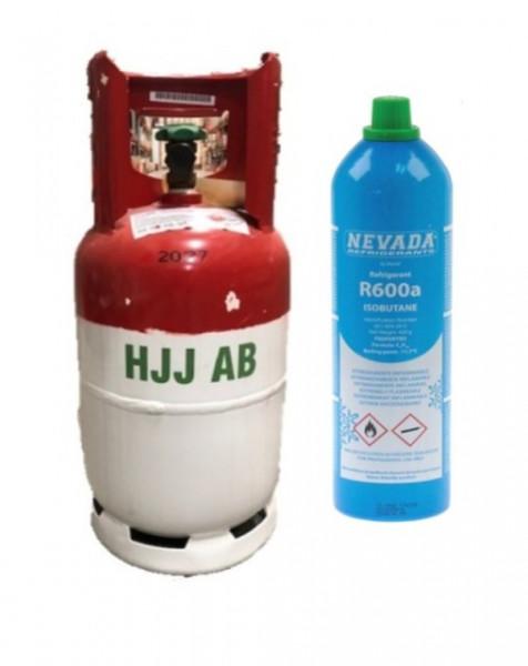 Isobutan (R600a)