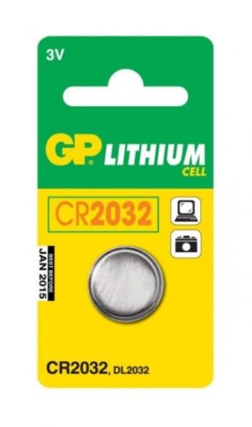Batteri CR2032 - 3V