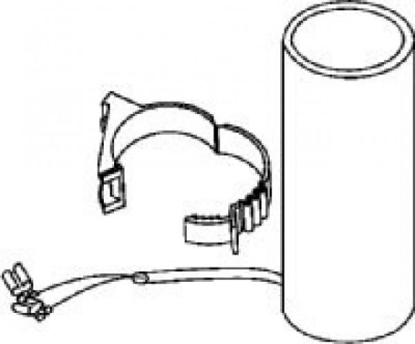 Start kondensatorer Danfoss hermetiske kompressorer