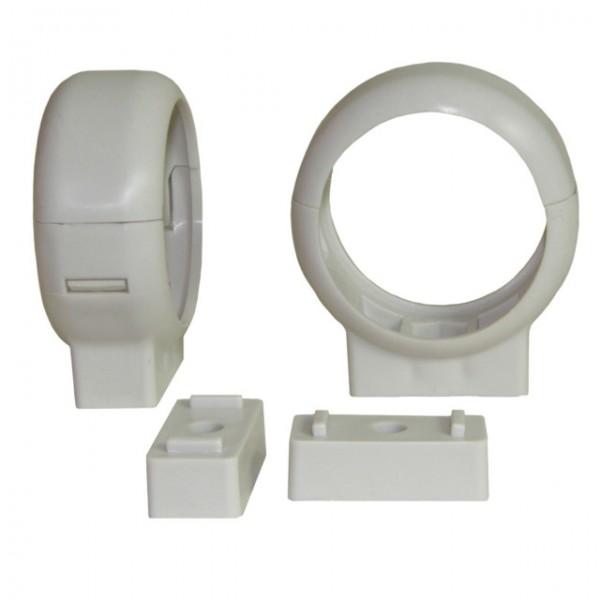 Klammer for vegg/takfeste 40mm - Smartline