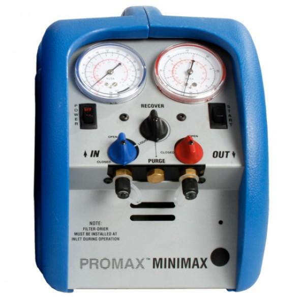 Minimax R410A tømmeaggregat (Godkjent for A2L)