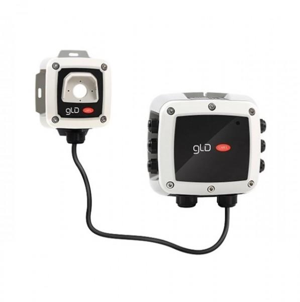 Carel GLD gass detektor for CO2. Remote