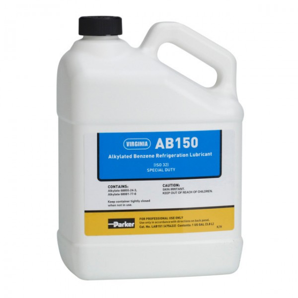AB150 og AB300 olje Virginia