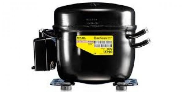 Danfoss kompressorer R404A, frys