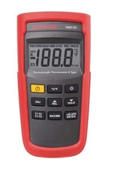 Amprobe TMD-50 2-kanals termometer