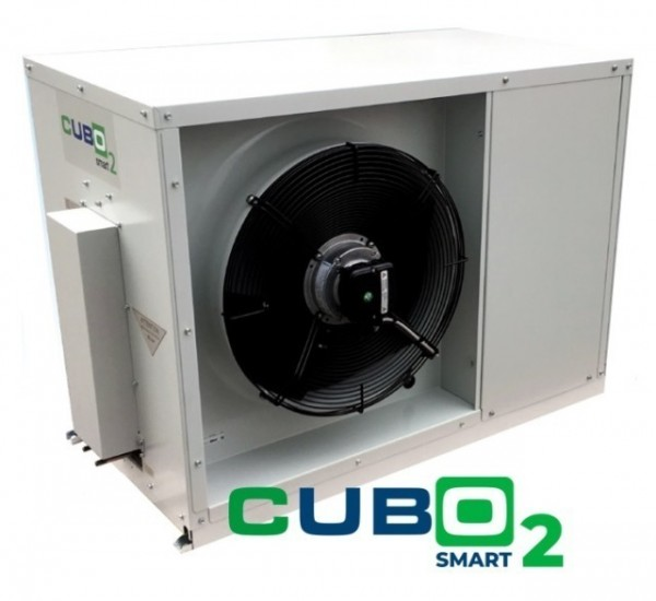 CUBO2 Smart luftkjølte CO2 aggregater, kjøl