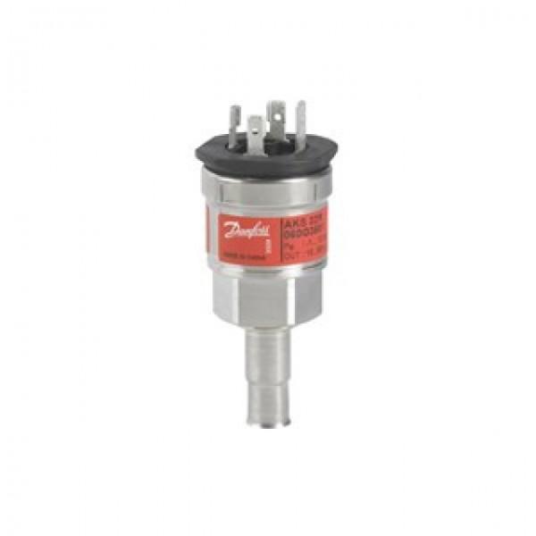 AKS 2050 trykktransmittere, 4.75-8V DC utgangsignal