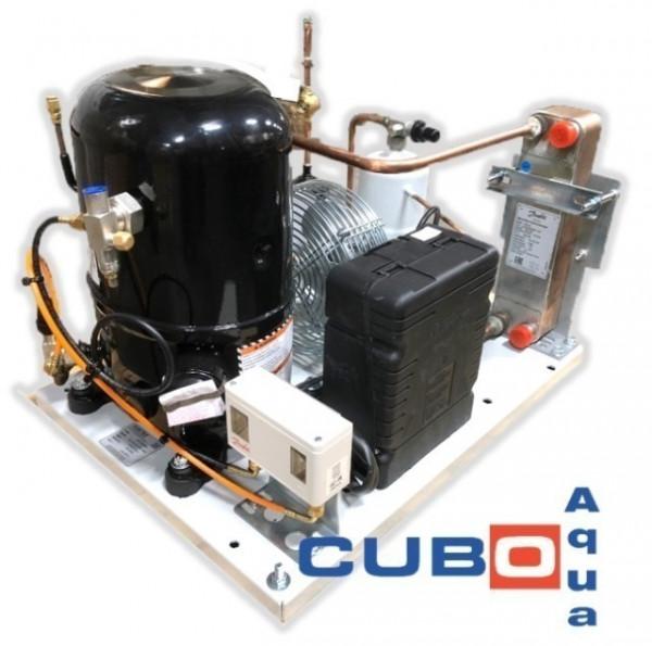Cubo Aqua, frys, R452A