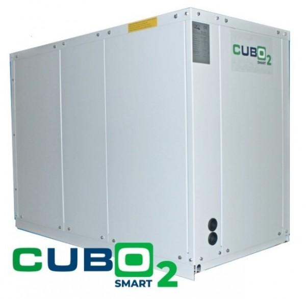 CUBO2 Smart vannkjølte CO2 aggregater, kjøl