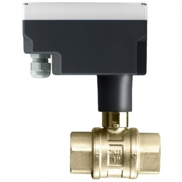 DUE vannreguleringsventiler 2-veis m/ventilmotor (-15°C)