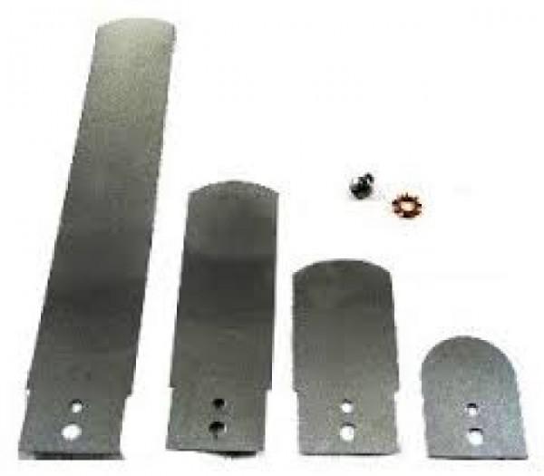 Segmentsett i rustfritt stål til F61TB stømningsvakter