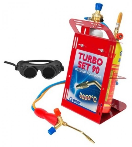 Wigam Turbo set 90 - Gassveisesett