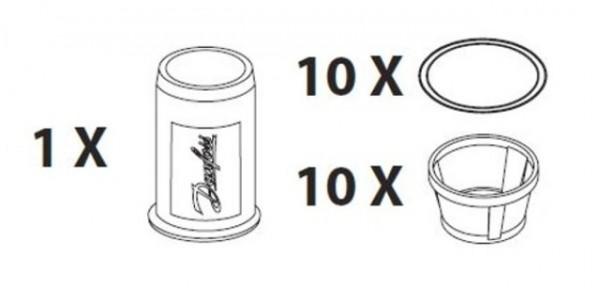 Filter kit til AKV 10P ventiler
