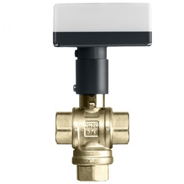 COMPACT vannreguleringsventil 3-veis m/ventilmotor (-15°)