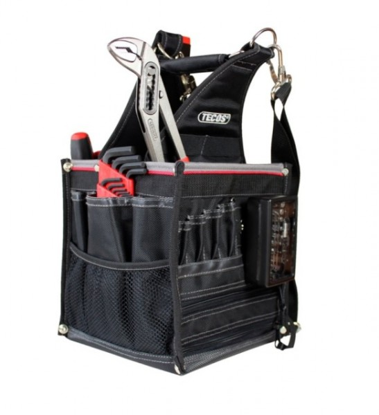 Tecos elektriker verktøyveske