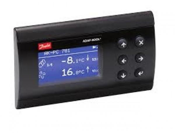 AK-MMI Display for AK-PC 7XX regulatorer
