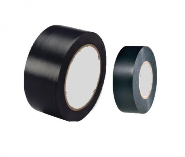 PVC tape svart