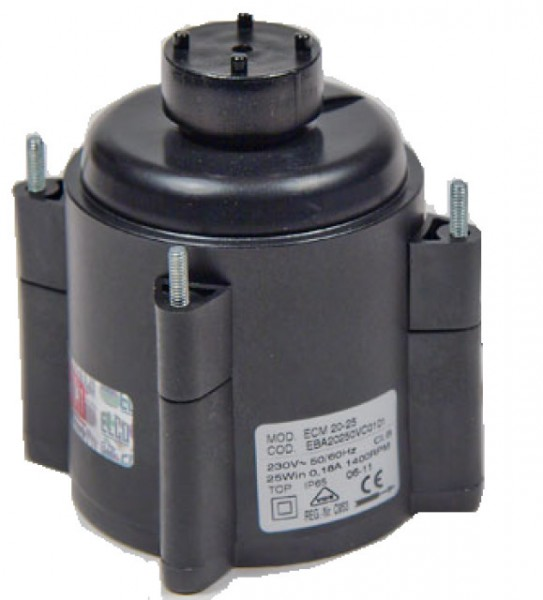 Elektronisk viftemotor 1-230V, Elco