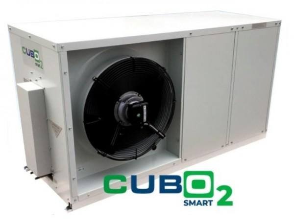 CUBO2 Smart luftkjølte CO2 aggregater, frys