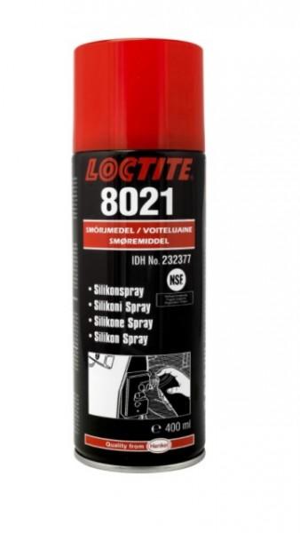 Loctite 8021 silikon spray