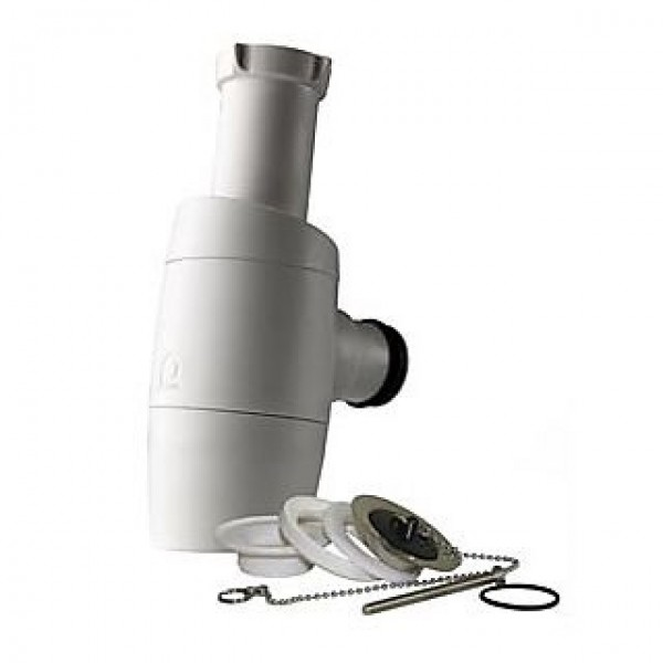 Kombivannlås 40mm - Smartline