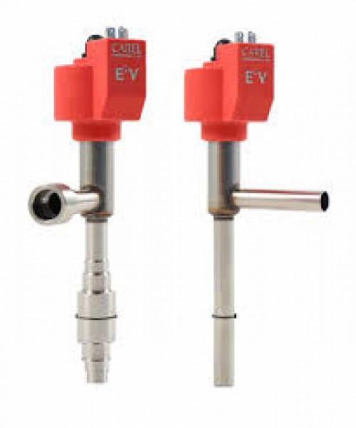 HP og Flash ventiler. CUBO2 Smart