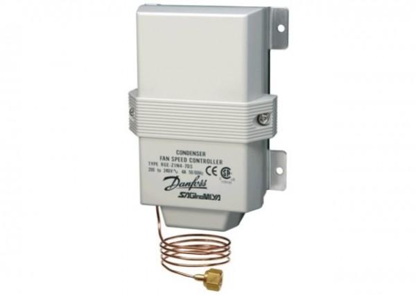 Danfoss RGE kondensator vifteregulatorer