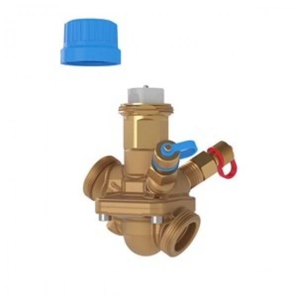 AB-QM vannreguleringsventiler