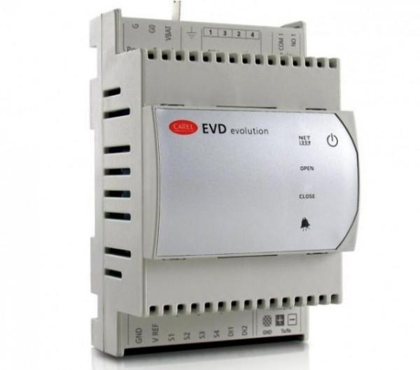 Carel EVD RS485 drivere