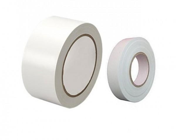 PVC tape hvit