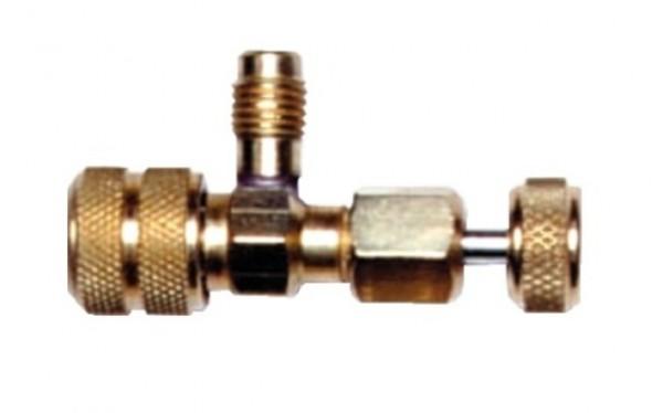"MV-2080 ventilåpner 90° 1/4"" MFL x 5/16"" FFL"