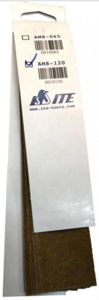 AMS-120 Smergelpapir, 10 ark