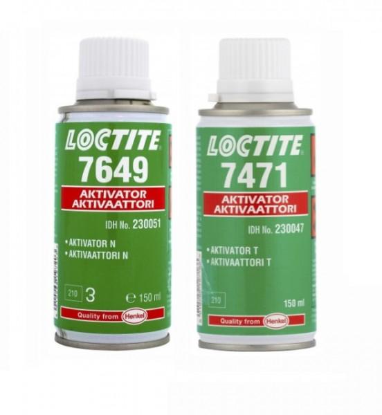 Loctite 7471/7649 aktivatorer