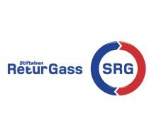 <strong>Stiftelsen Returgass (SRG)</strong> Er et norsk mottakssystem for brukte kuldemedier. Stiftelsen ble etablert i 1990.