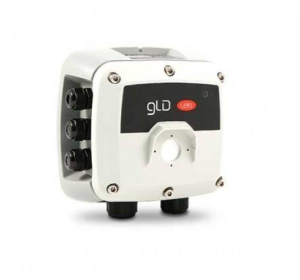 Carel GLD gassalarm for CO2. Built-in
