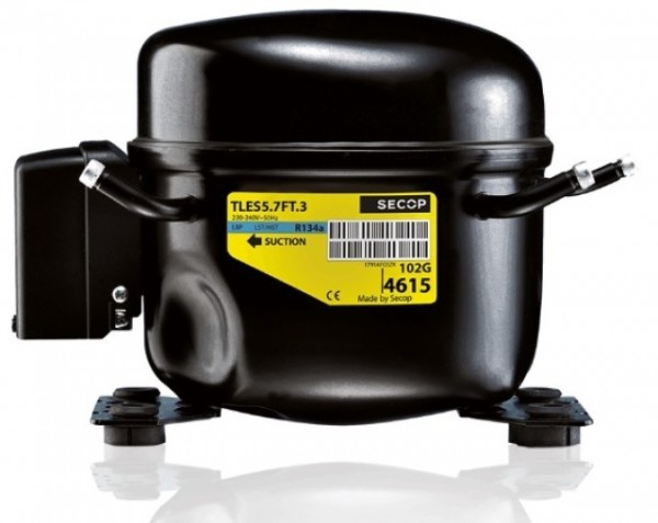 Danfoss kompressorer R134a, kjøl